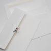 Silk Pearl Lining Envelope